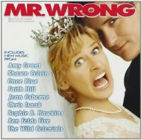 Mr. Wrong: Music From The Original Motion Picture Soundtrack - Music CD -  -  19