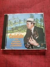 Candido con Arsenio Rodriguez Y Estrellas Latin Music from Cuba CD