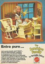 X9163 The Sunshine Family - Entra pure... - Pubblicità 1977 - Advertising