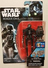 2016 STAR WARS ROGUE ONE - K 2SO - IMPERIAL DROID - REBELS NEW K-2S0