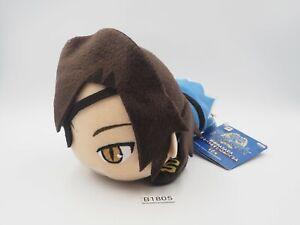 "Sengoku Basara B1805 Date Masamuse Banpresto 2017 Nesoberi 7"" Plush Toy Doll"