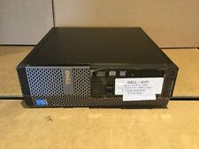 Dell Optiplex 3020 SFF Pentium G3220 3GHz 4GB 500GB DVD-RW