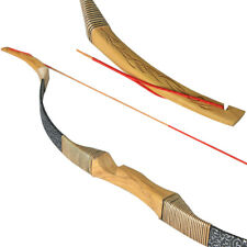 Archery Right Hand Hunting Recurve Bow Mongolian Bow Longbow Shooting Practice
