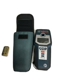 Bosch Professional Digital Stud & Cable Finder / Detector GMS 120 - Used