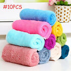 Dishcloth Dish Cleaning Rags Bamboo Fiber Dish Wash Cloth Towel Kitchen Tool