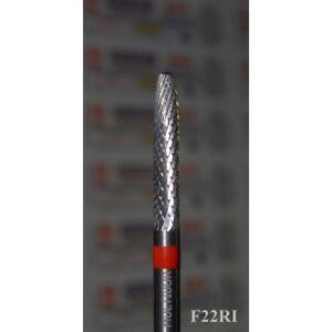 """F22RI MULTIBOR Carbide Nail Drill bit 2.35mm (3/32"""") Professional Quality Medium"""