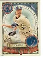 Randy Johnson 2019 Allen and Ginter Baseball Star Signs 5x7 #BSS-26 /49 Mariners