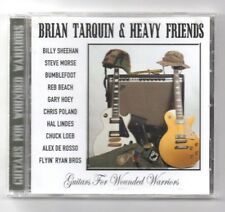 Brian Tarquin & Heavy Friends: Guitars For Wounded Warriors CD Album