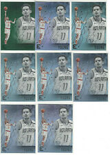 ( 8 ) Card Lot 2019-20 Panini Chronicles Essentials Green SP Trae Young