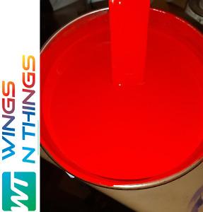 BRIGHT RED  BRAKE CALIPER PAINT KIT high temperature 125ml BRUSH ON