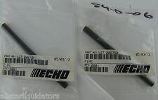 (2) TWO GENUINE OEM ECHO PIPE PART NUMBER P/N V471000760