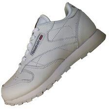 Reebok Classic Leather Wei Ÿ Damen Sneaker Turnschuhe Sportschuhe 50151 7f95988d5c