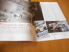GP DI MONTECARLO 1984 AYRTON SENNA GRAN PREMIO