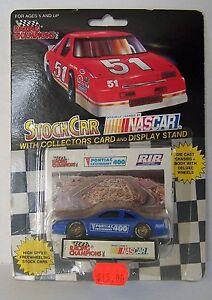 1992 Racing Champions Track Promos 1:64 Pontiac Excitement 400 - March 8 '92 RIR