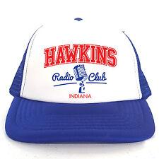 Hawkins Radio Club Gorra Camionero inspirado en desconocido cosas