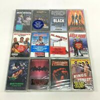 Lot 12 Cassette Tapes Rap Hip Hop Movie Soundtracks Batman Eddie Murphy [SEALED]