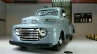 G LGB 1:24 25 Scale Ford F1 F-1 Pickup Ute Van 1948 Diecast Very Detailed Model