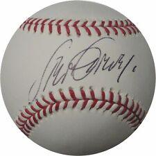 Steve Garvey Hand Signed Major League Baseball Los Angeles Dodgers Black Ink