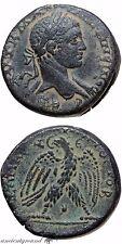 ANTIOCH SYRIA ELAGABALUS BILLON TETRADRACHM COIN 218-220 AD