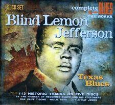 Blind Lemon Jefferson - Texas Blues [CD]