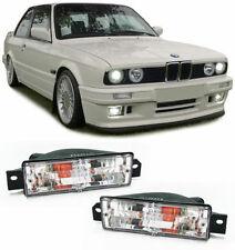 CRYSTAL CLEAR INDICATORS BMW E30 3 SERIES SALOON ESTATE COUPE & CONVERTIBLE V2