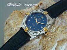Breitling Callisto Damenuhr - B57045 - (Stahl / Gold) mit Lederband