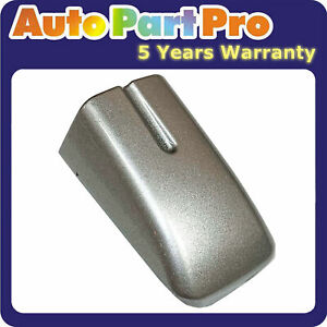 For Acura TL 04-08 NH643M Gray Front or Rear Right Outside Door Handle Cap Cover