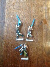 Warhammer. Wood Elves. Wood Elf Wardancers, Sylvaneth (a). Metal.