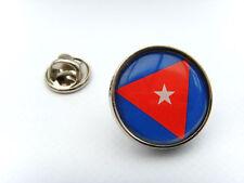 Cuba Cuban Air Force Roundel Lapel Pin Badge Gift