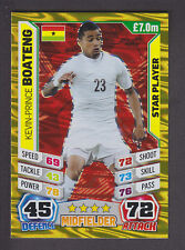 MATCH ATTAX Inghilterra 2014-STAR PLAYER - 128 KEVIN-PRINCE BOATENG-GHANA