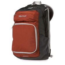 MARMOT ROCKFIELD URBAN STYLE BACKPACK DAY PACK 1525 CU INCH LAPTOP SLEEVE Rust
