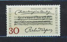 ALEMANIA/RFA WEST GERMANY 1968 MNH SC.987 Performance of Richard Wagner