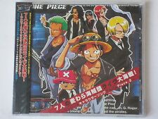 NEW One Piece Character Song Album 2 Soundtrack OST CD Anime 24 Tracks