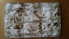 Eagle Industries AOR1 9X5.5 MOLLE Interface Panel Belt Mount Navy SEAL DEVGRU