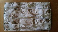 Eagle Industries AOR1 9X5.5 MOLLE Interface Panel Belt Mount Navy SEAL DEVGRU