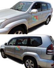 ClimAir Deflettori Vento per Auto TOYOTA LANDCRUISER COLORADO J90 1996-2002 Set
