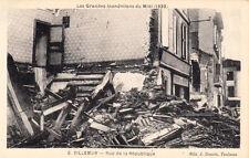 VILLEMUR 1930 inondations 5 rue de la république éd bouzin