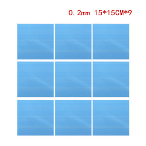 9x/set Mirror Glass Tile Wall Stickers Decal Mosaic Home/ Decor Self-Adhesive US