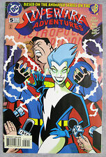 Superman Adventures 5 1st Appear Livewire Key Issue BIG PICS SuperGirl TV Show
