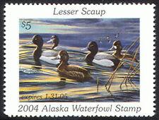 AK20 2004 Alaska State Duck Stamp MNH