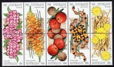 AUSTRALIA MNH 2002 SG2228-32 Bush Tucker, Edible Plants