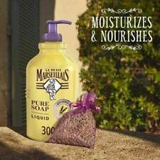 Le Petit Marseillais Liquid Soap Lavender 300ml Made In France