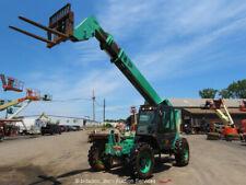 New listing 2007 Jcb 508C 8,000Lb 42' Telescopic Reach Forklift Telehandler Cab bidadoo