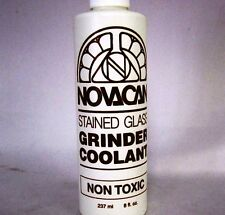 8 oz Grinder Coolant by Novacan - Extends Life of Grinder Head