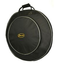 CLEARWATER PADDED CYMBAL BAG TAKES 24 & 22 INCH CYMBALS WITH COMPARTMENTS