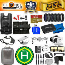 Accessory Kit For Mavic 2 Zoom Incl Filter Kit Hardshell Backpack Vest Plus More