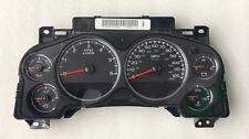 2007 GM Chevy Yukon Yukon XL Sierra Speedometer Gauge Cluster 15929470