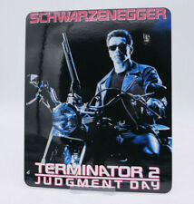 TERMINATOR 2 - Glossy Bluray Steelbook Magnet Magnetic Cover (NOT LENTICULAR)