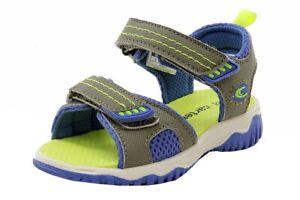 Carter's Toddler Boy's Wandu-B Fashion Khaki/Blue/Yellow Sandals Shoes