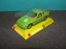 Mattel Hot Wheels Mebetoys 1/43 scale Serie Europa A 93 Porsche 924 Green HTF